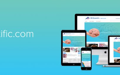 3B Scientific Reveals New Responsive Website