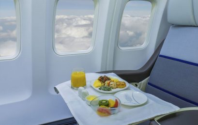 Why Does Airplane Food Taste So Bad?