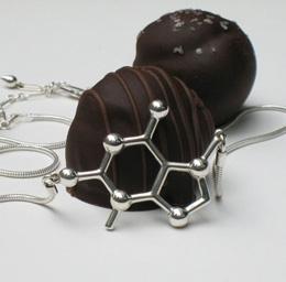 W99588N_01_Theobromine-Chocolate-Molecular-Jewelry-Necklace