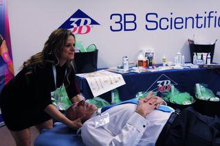 American 3B Scientific Massage Therapy