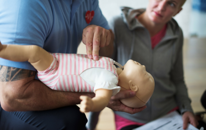 Baby Day 2018: First Aid for Babies and Toddlers