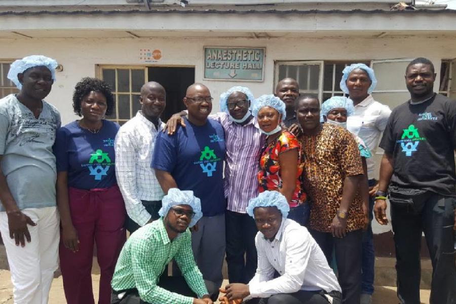 Simulators to Combat Maternal Mortality in Sierra Leone