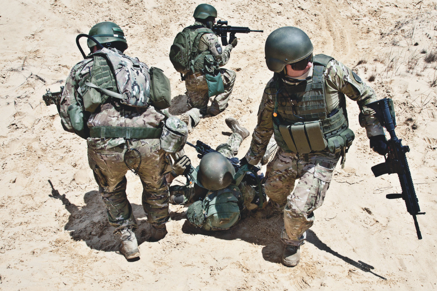 Experience New TCCC Training Manikins at Military Medicine Congress