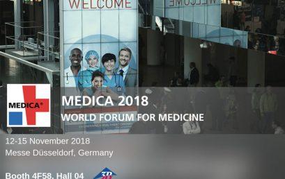 Medica 2018 – Discover the Future